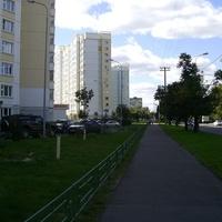 Москва - Улица Перовская