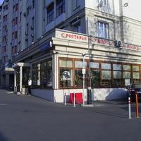 Москва - Ресторан Илья Муромец на Преображенской улице