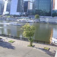 Москва-Сити - Вид на Пресненскую набережную с набережной Тараса Шевченко