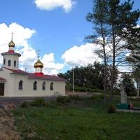 Храм Воскресения Христова в селе Черемошное