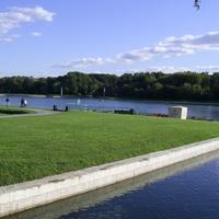 Музей-усадьба Кусково - Лодочная станция на Большом дворцовом пруду