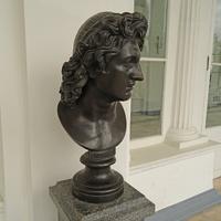 Камеронова галерея. Скульптура Александра Македонского