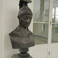 Камеронова галерея. Скульптура Альгибиада