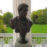 Камеронова галерея. Скульптура Антония Пия