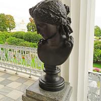 Камеронова галерея. Скульптура Ариадны