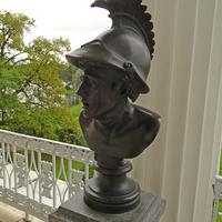 Камеронова галерея. Скульптура Аякса