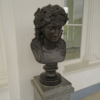 Камеронова галерея. Скульптура Бахуса