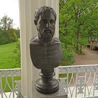 Камеронова галерея. Скульптура Геракла