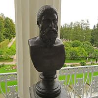 Камеронова галерея. Скульптура Геродота