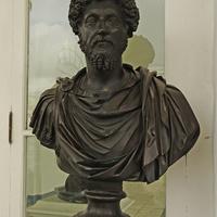 Камеронова галерея. Скульптура Марка Аврелия