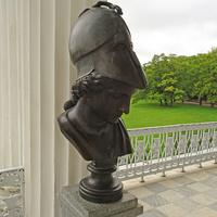 Камеронова галерея. Скульптура Минервы