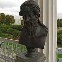 Камеронова галерея. Скульптура Платона