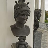 Камеронова галерея. Скульптура Ромула
