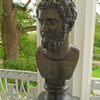 Камеронова галерея. Скульптура Септимия Севера