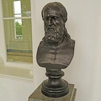 Камеронова галерея. Скульптура Феспида