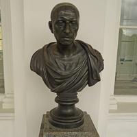 Камеронова галерея. Скульптура Цицерона