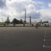 Москва - Площадь Победы