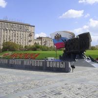 Площадь Победы - Памятник героям Первой мировой войны