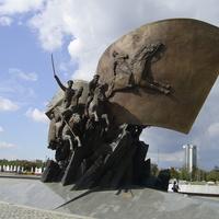 Москва - Памятник героям Первой мировой войны на площади Победы