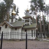 Рюмки. Церковь Рождества Иоанна Предтечи