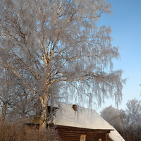Киндяково зимой