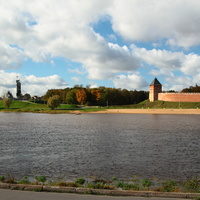 Река Волхов