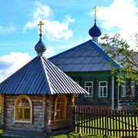 Церковь с часовней