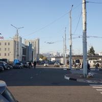 Автовокзал города Белгорода у ЖД вокзала