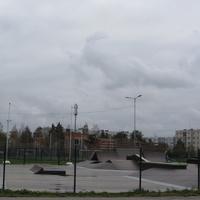Аннино. Спортивная площадка