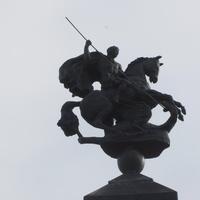 Аннино.  Парк Победы, фрагмент стелы