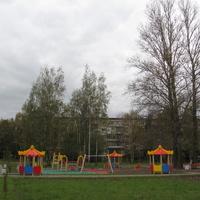 улица Политрука Пасечника, детская площадка