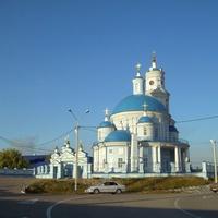 пос. Тельма. Церковь Казанской иконы Божьей Матери