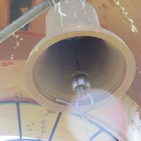 Поминальный колокол в часовне