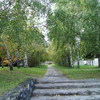 г. Шелехов Городской сквер