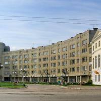 Выставочный зал на ул. Советской