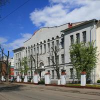 Старое здание Тверского государственного гуманитарного университета.