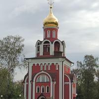 Москва. Церковь Пантелеимона Целителя при Инфекционной клинической больнице N 2
