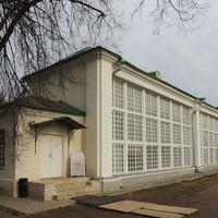 Американская оранжерея Музей-усадьба Кусково.