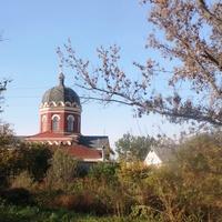 Свято - Николаевская церковь (село Жихарь)