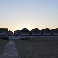 """гостиничный комплекс """"Белый пляж""""."""