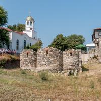 Созополь. Церковь Кирилла и Мефодия. 1899 г.