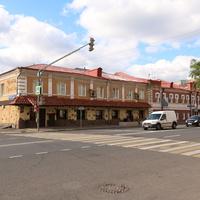 Ресторан Чито-Грито, Народная улица