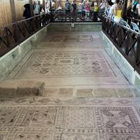 Неа Пафос. Археологический парк.