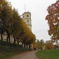В Дворцовом парке