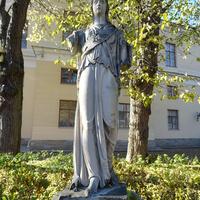 Скульптура Афины Паллады