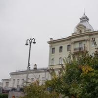 Манежная улица, 9. Доходный дом М. А. Егоровой-Скарчинской