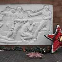 Пушкарное. Мемориал воинам Великой Отечественной войны.