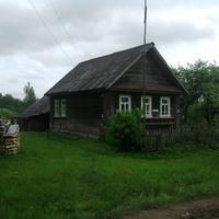 Лутовёнка, Старая  улица, дом  Яковлевой  Александры Николаевны.
