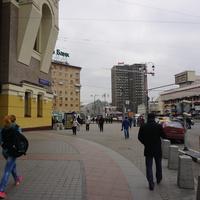 Район около Казанского вокзала.