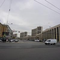 Улица Маши Порываевой.